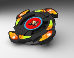 Beyblade 3D model