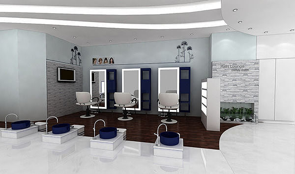 salon on beauty interior behance s design a group gallery