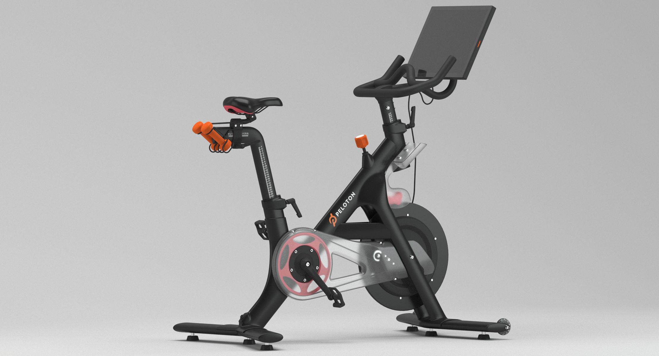 Peloton Bike Gym