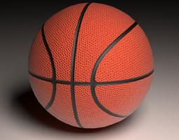 Game Basketball 3D model