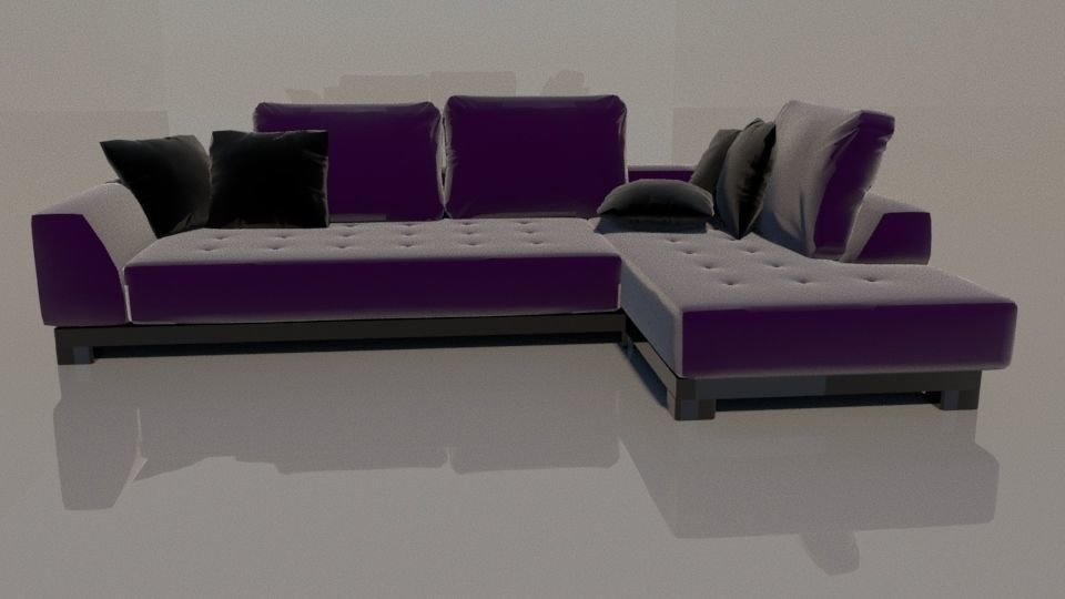 A Comfortable Sofa