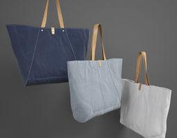 3D hand bag