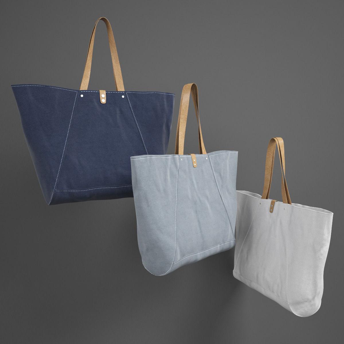 hand bag   3D model
