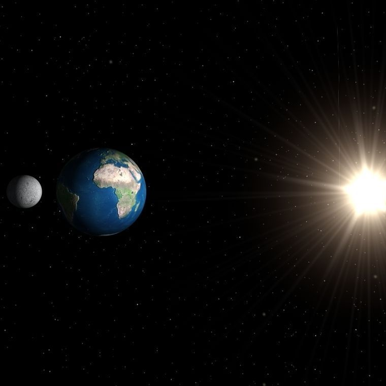 sun and planets 3d - photo #11