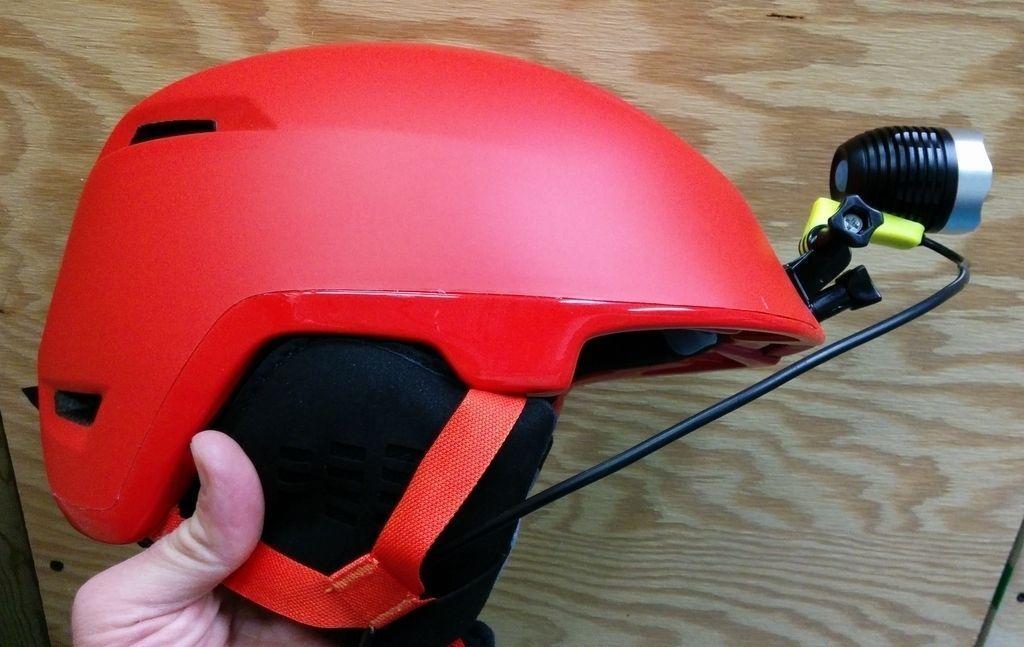Magicshine Led Headlamp Mount For Giro Edit Helmet Free 3d
