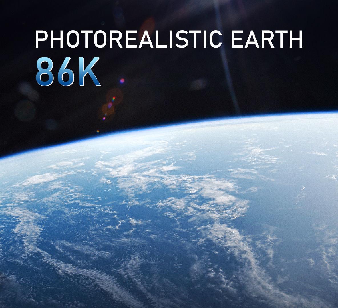 Earth 86k