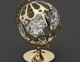 Golden Globes 3D model