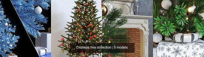 Cristmas tree collection