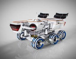 Scarabeus Mars Explorer 3D