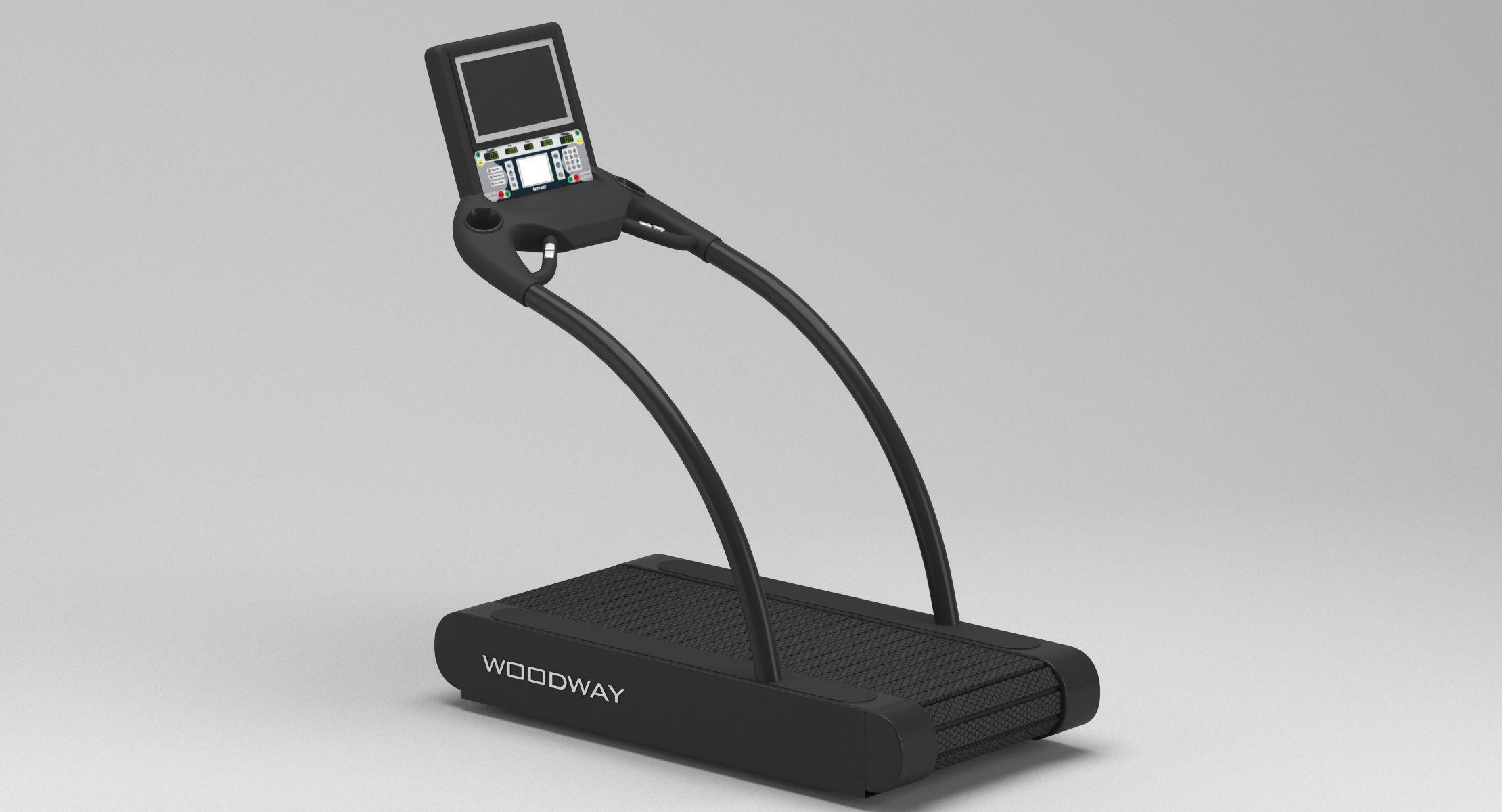 Woodway GYM Running Machine