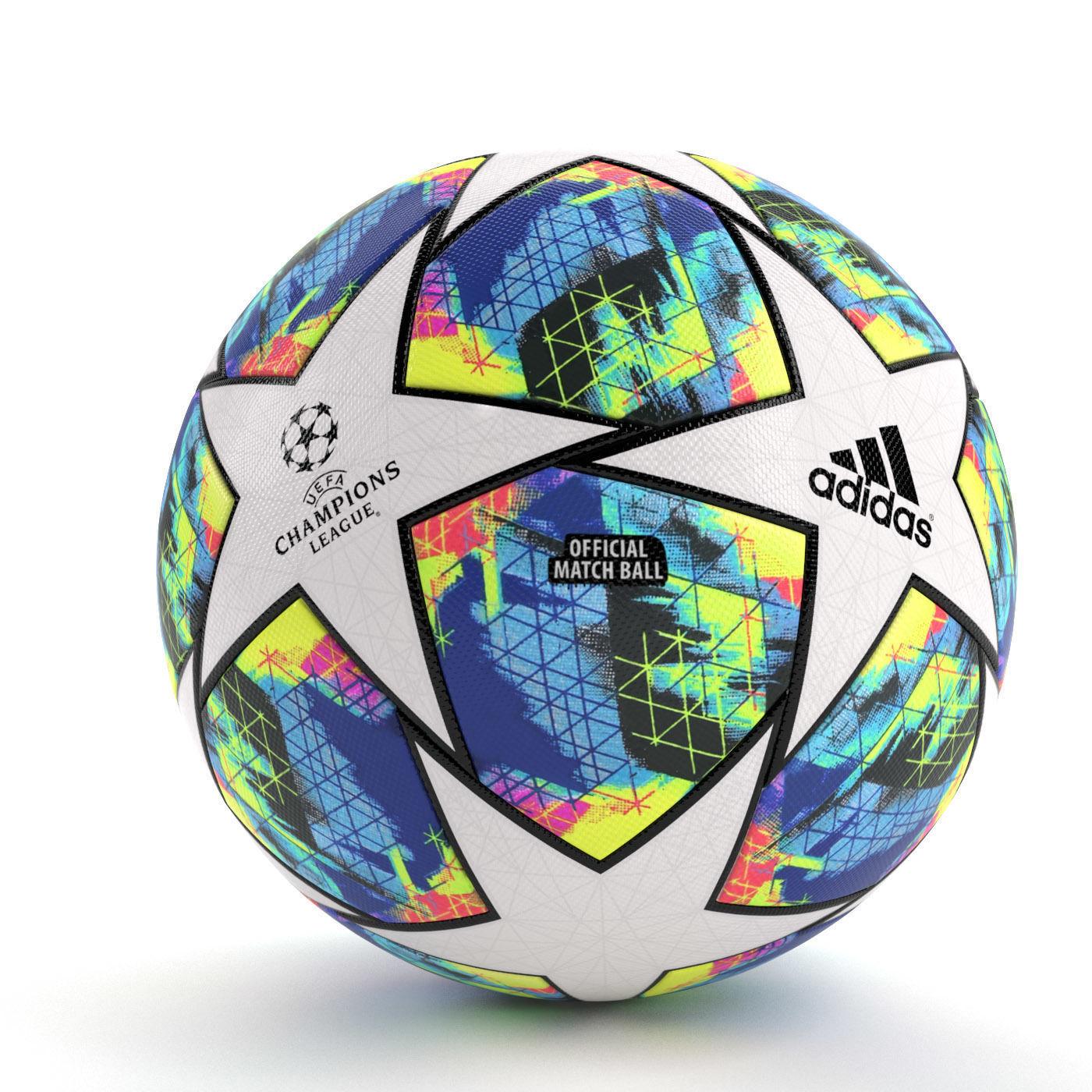 UEFA CHAMPIONS LEAGUE FINALE 19 Ball PBR