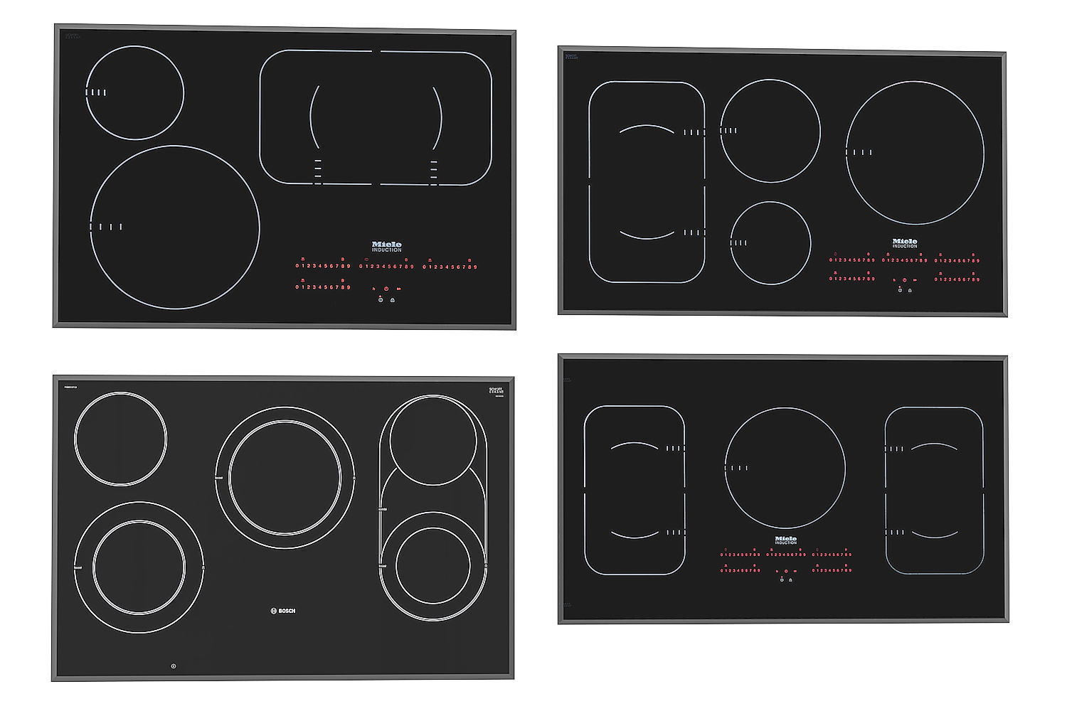 Induction hob 02