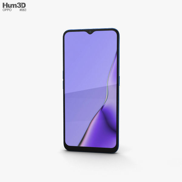 Oppo A9 Space Purple