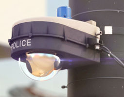 Police Surveillance Camera 3D Model