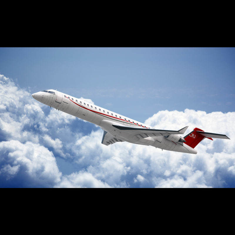 Bombardier CRJ 900
