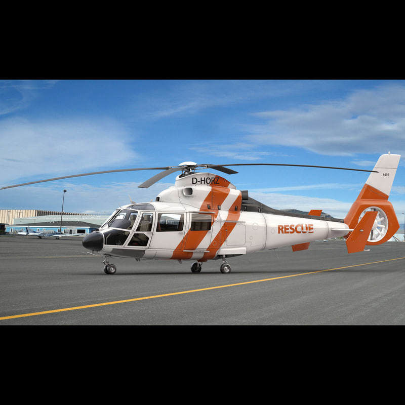 Eurocopter AS 365 Offshore Rescue