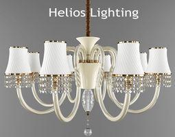 modern 7 helius lighting. 3d helios lighting chandelier modern 7 helius 6