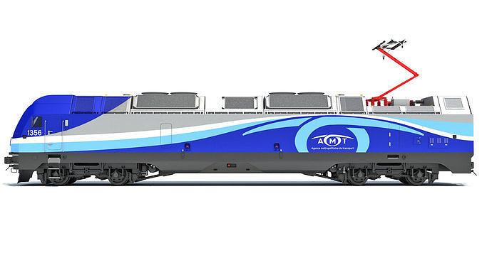 Exo ALP-45DP Locomotive Train