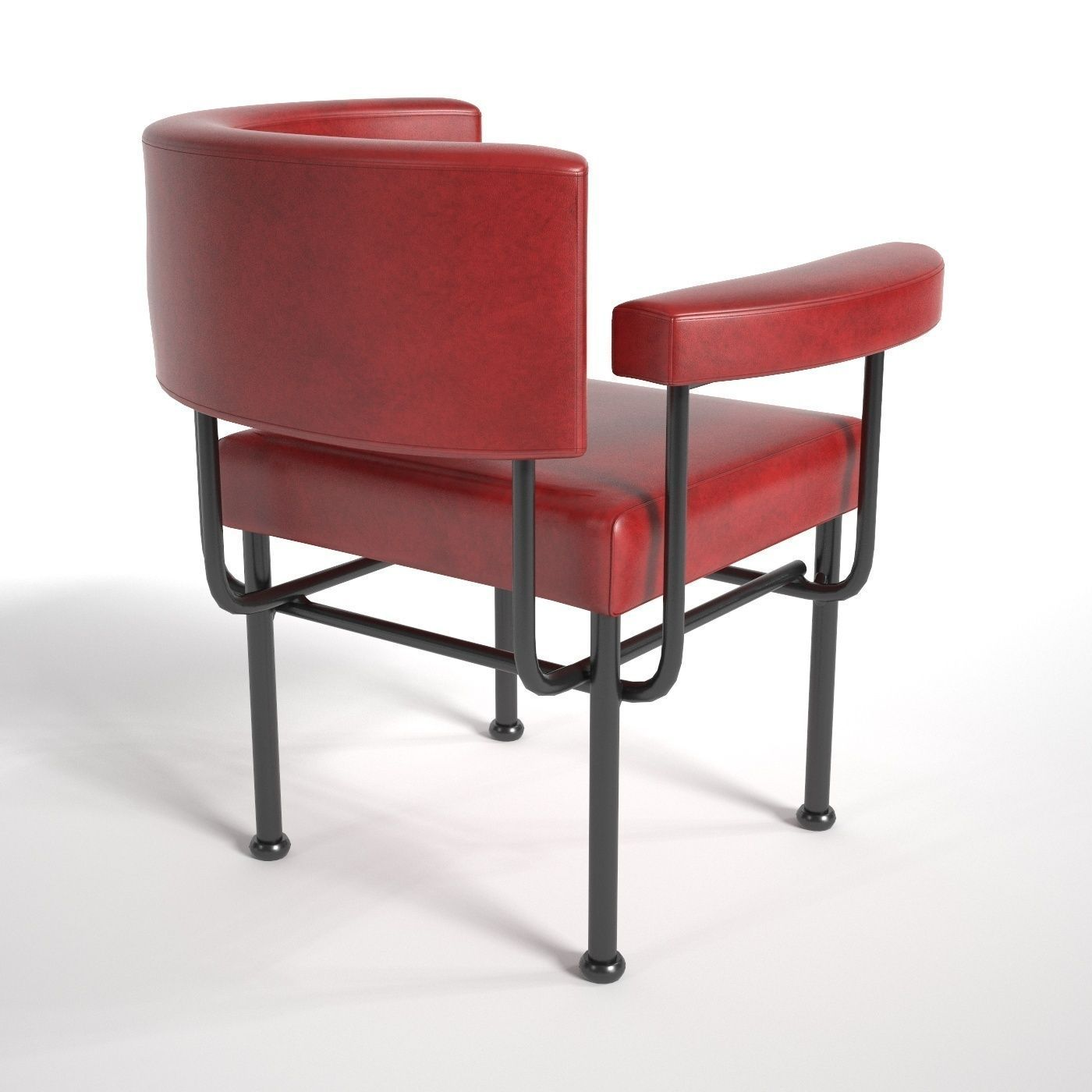 Stellar Works Cotton Club Chair 3D