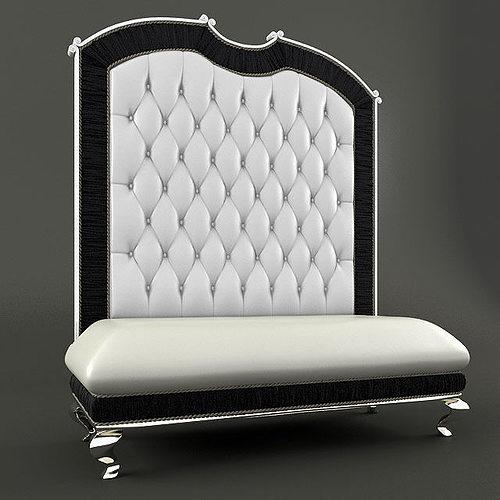 bruno zampa aurea sofa 3d model max obj mtl fbx 1