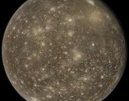 3D Callisto
