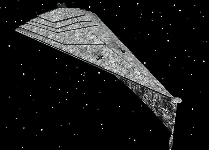 Eclipse class super star destroyer - Star