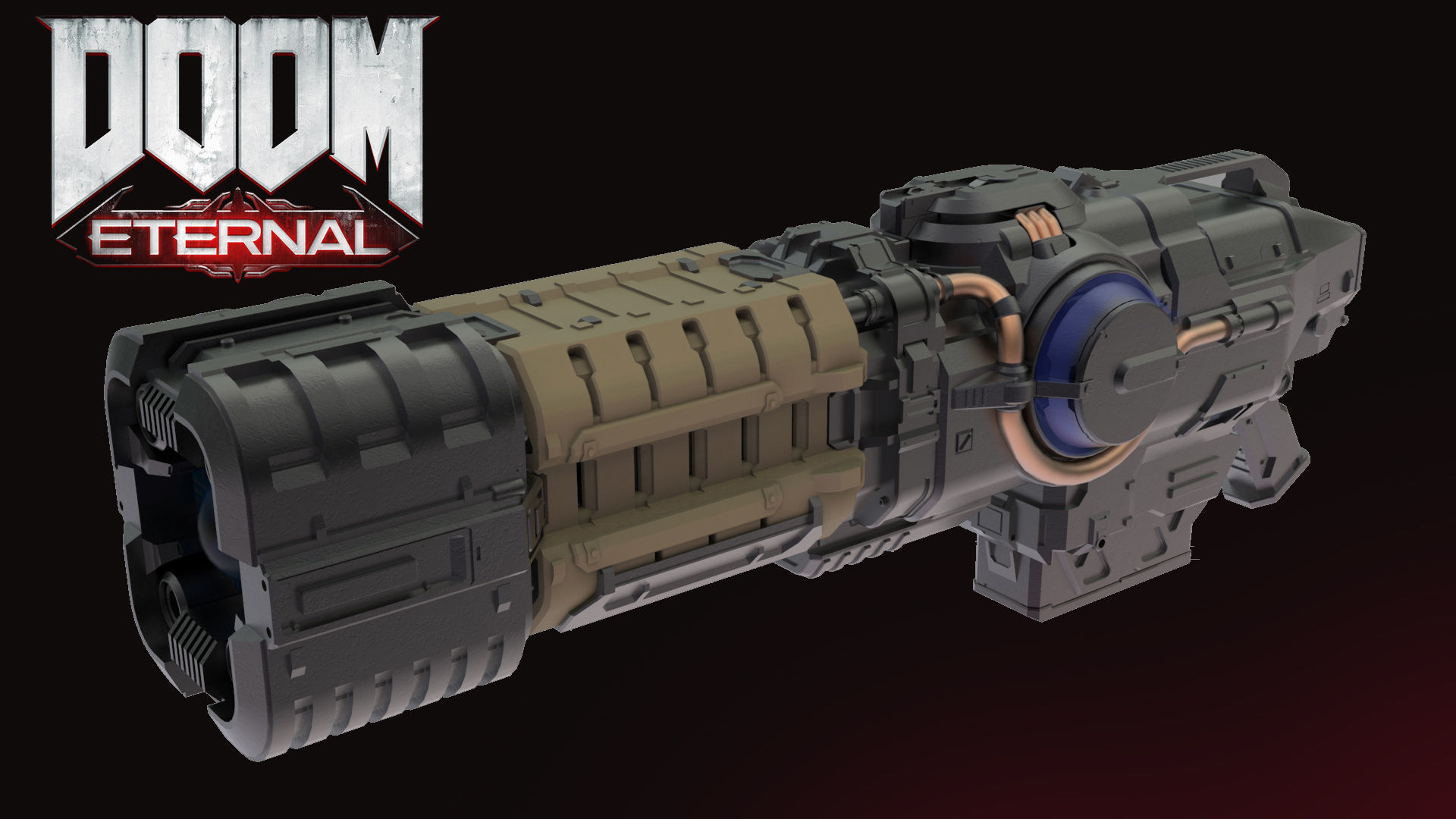 DOOM Eternal PlasmaGun