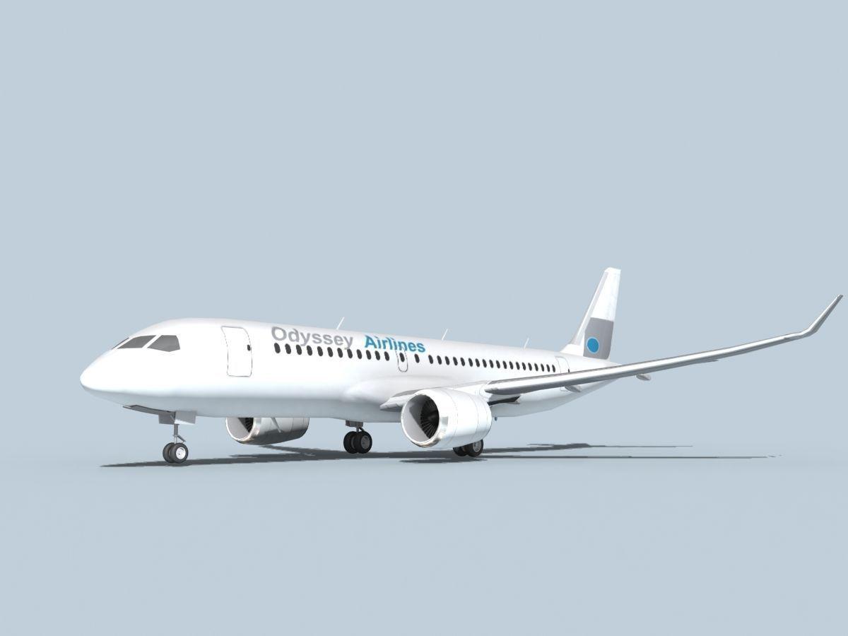Bombardier CS100 Odyssey