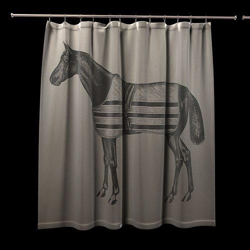 ... Horse Shower Curtain 3d Model Max Obj 3ds Fbx Mtl Unitypackage 6 ...