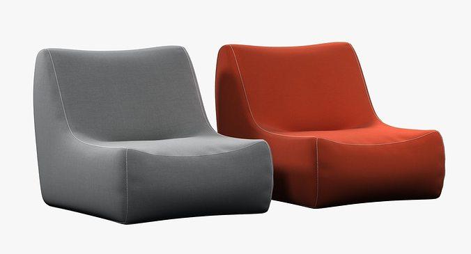 Room and Board - Maya Swivel Chair 3D model & Room and Board - Maya Swivel Chair 3D model | CGTrader