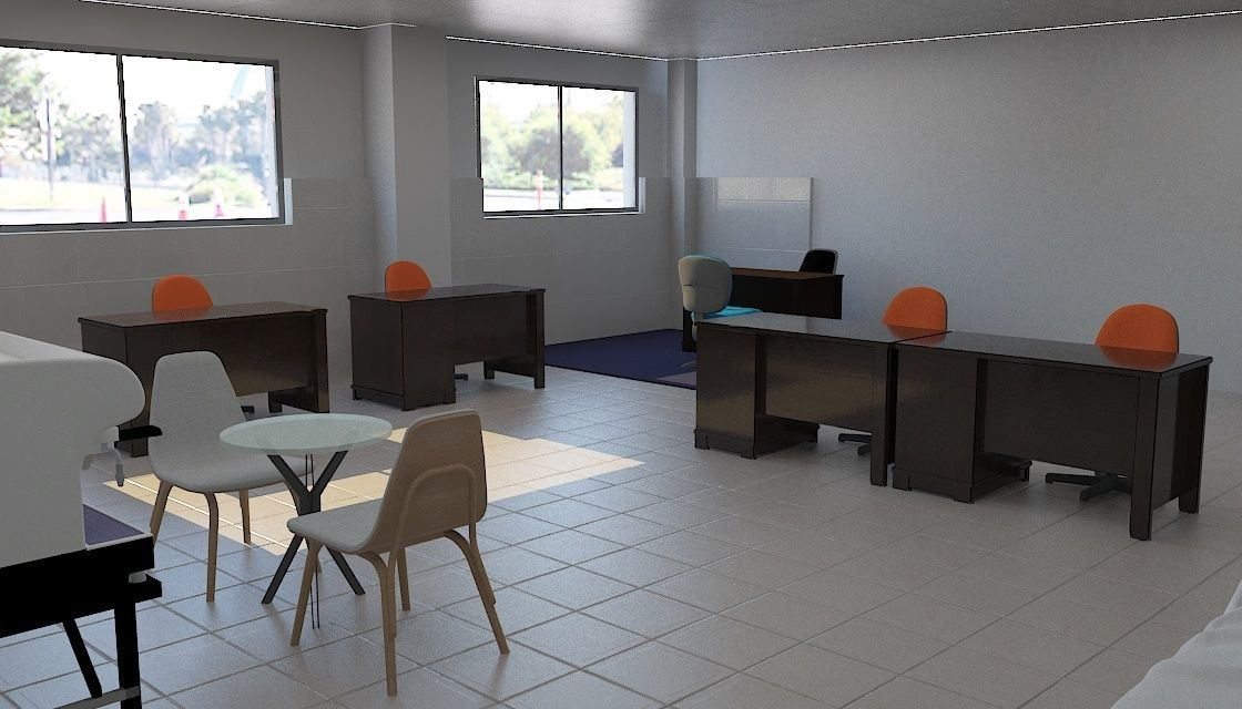 Interior Office Small pack