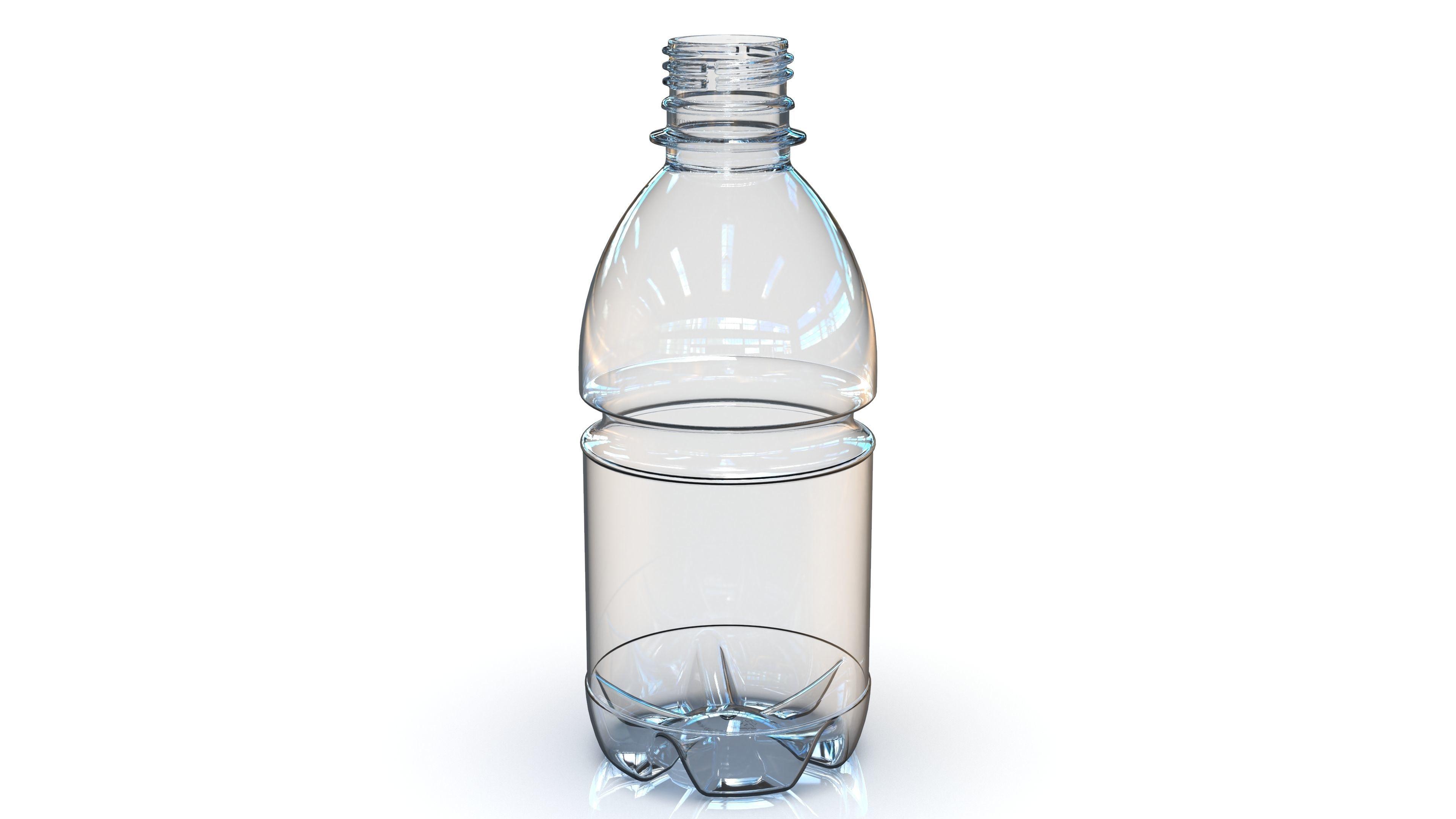 PET Bottle PCO - 1810 - 28 mm 330 mL - for water - drinks - etc