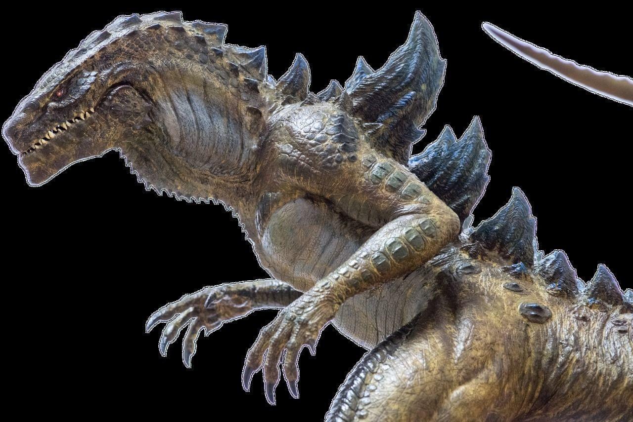 Godzilla 1998 Movie version