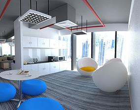 office model 3D