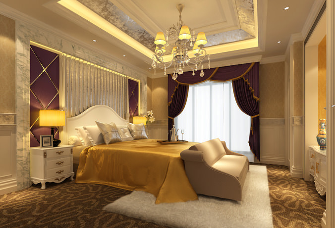images of living room interior modern hotel bed room 3d 3d cgtrader 23654