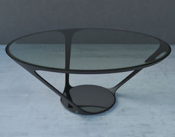 3D model Ora Ito dinning table