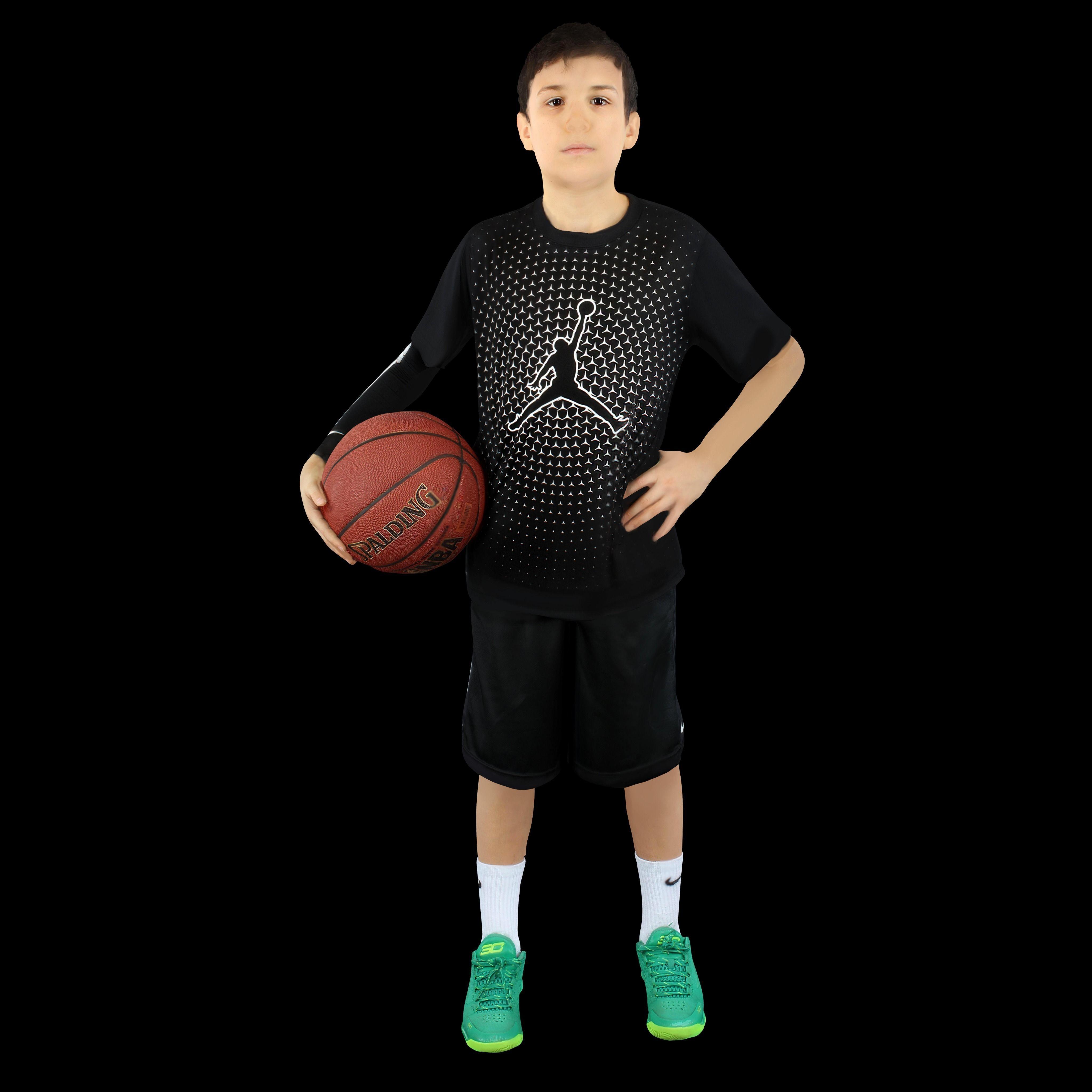 No336 - Basketball Player