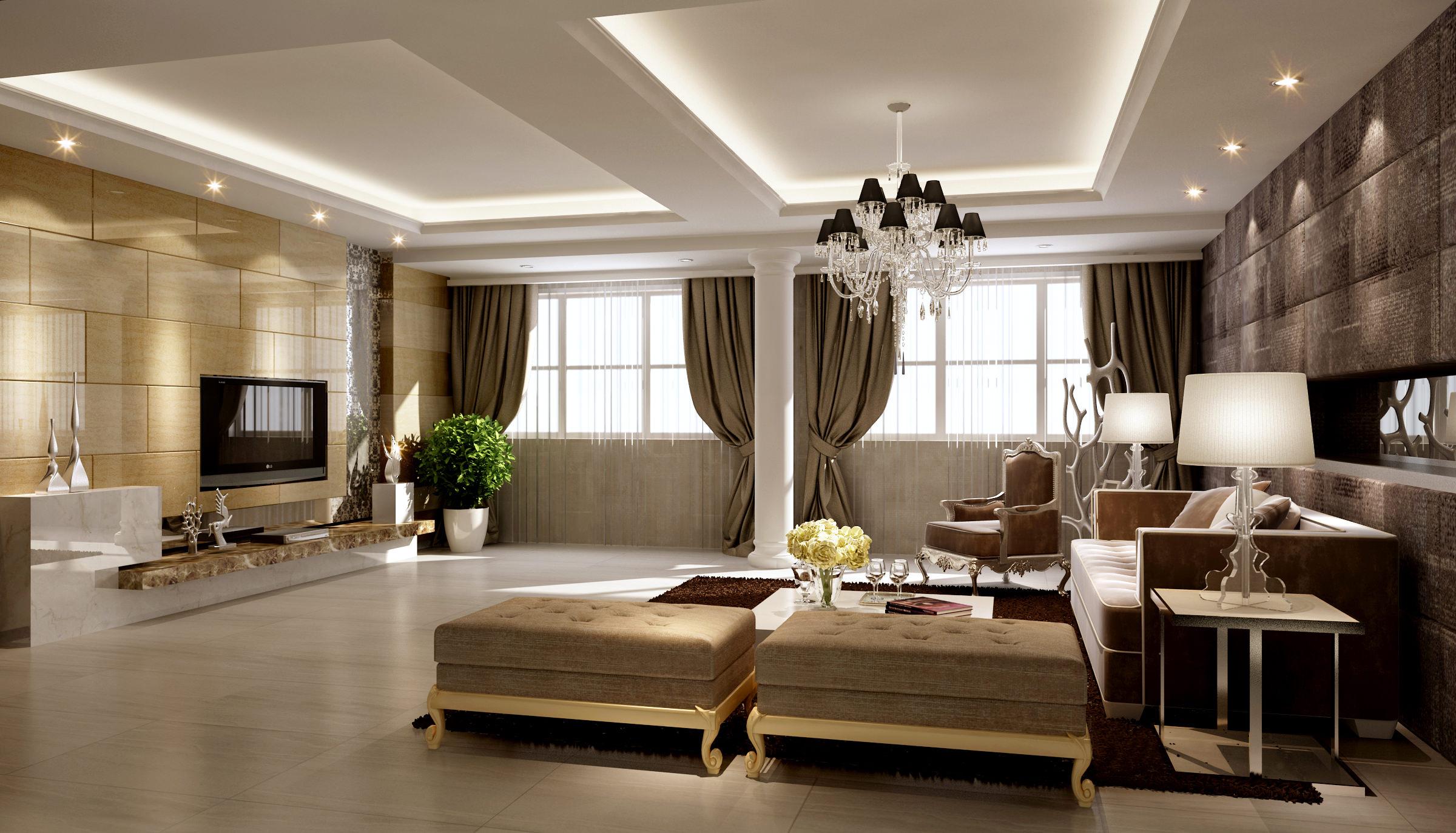 Breathtaking Modern Interior Of A Bedroom Room 3D Gallery - Simple ...