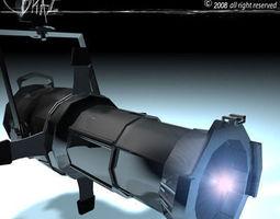 3D stage light - ETC