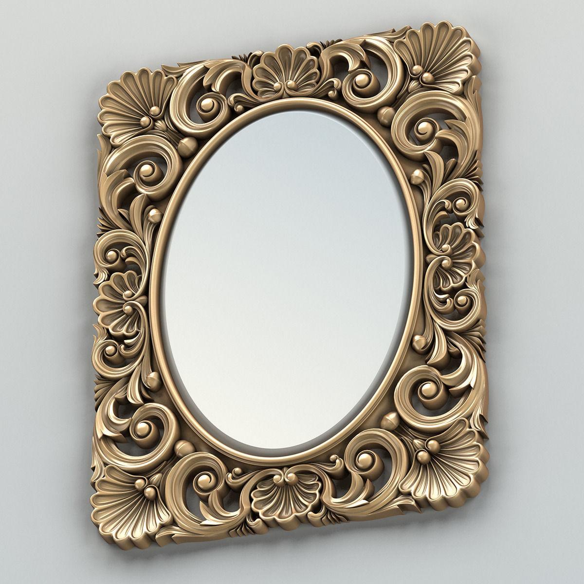 Rectangle Mirror Frame. Rectangle Mirror Frame A - Fizzyinc.co