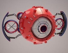 3D asset Robot D37m701