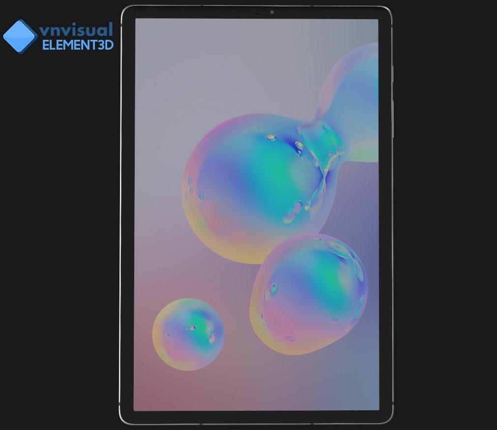 E3D - Samsung Galaxy Tab S6