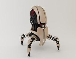 Robot FGT-1500 3D asset realtime