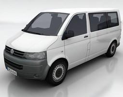 VW Transporter 5a 3D Model