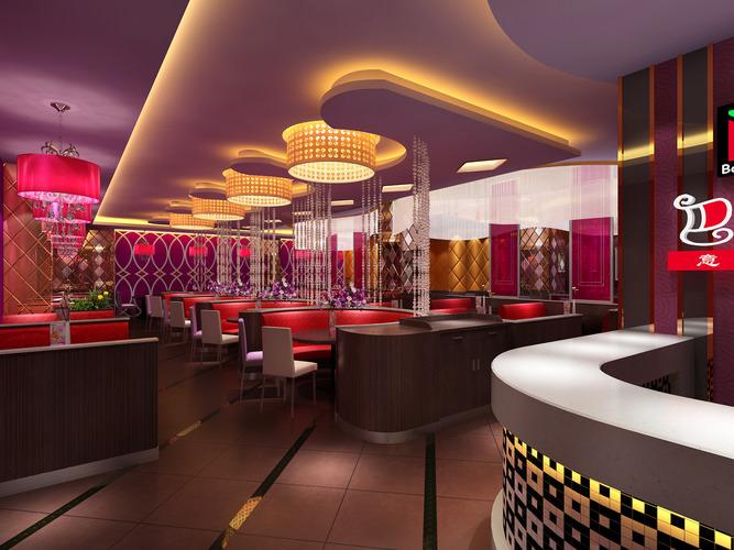 3d model restaurant bar cgtrader for 3d restaurant design software