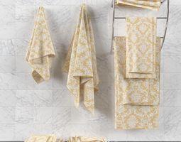 towels 3d