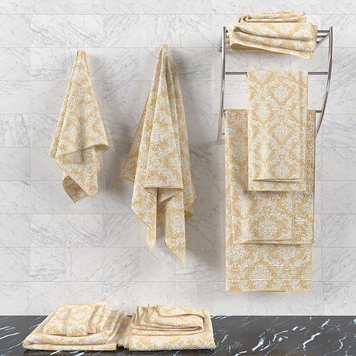 towels 3d model max obj mtl fbx unitypackage prefab 1