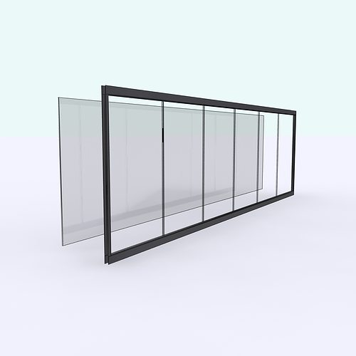 Window 3d model cgtrader for Exterior 3ds max model