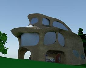 3D- printed House