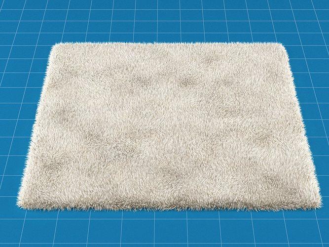 Rug Carpet 3d Cgtrader